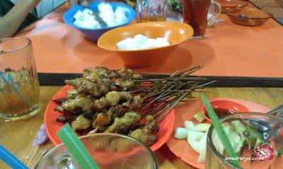 Satay Lanang sedap…dari Kelantan ke Terengganu semata-mata nak makan satay