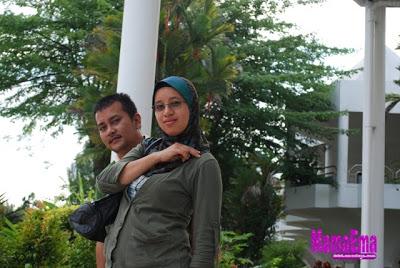 (Day 1) Percutian ke Kuching, Sarawak