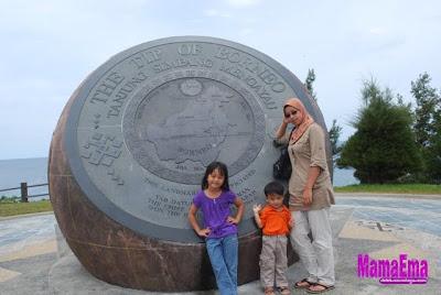 Berjaya Jejaki The Tip of Borneo, Sabah