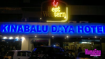 Hotel Kinabalu Daya, Kota Kinabalu, Sabah