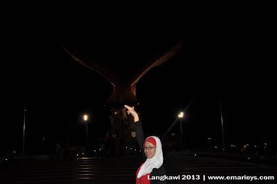 Cuti Di Langkawi | Dataran Lang My First Place