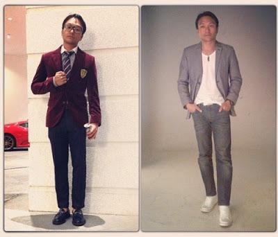 Fesyen seluar senteng