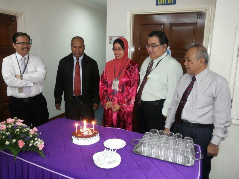 Birthday Sama Bos