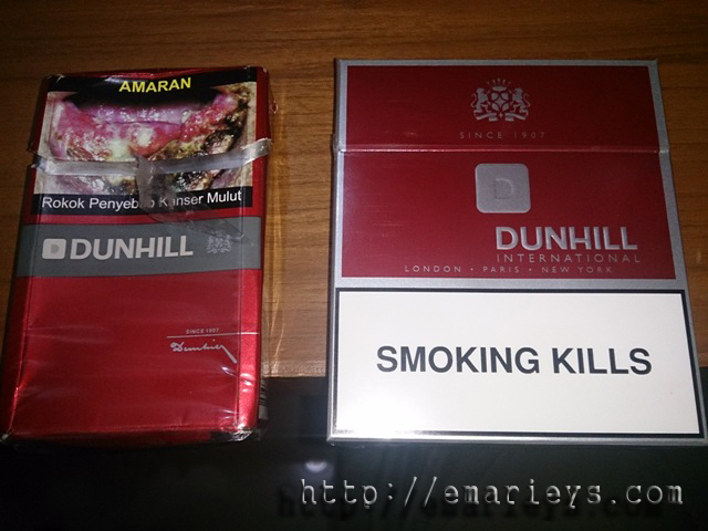 rokok dunhill