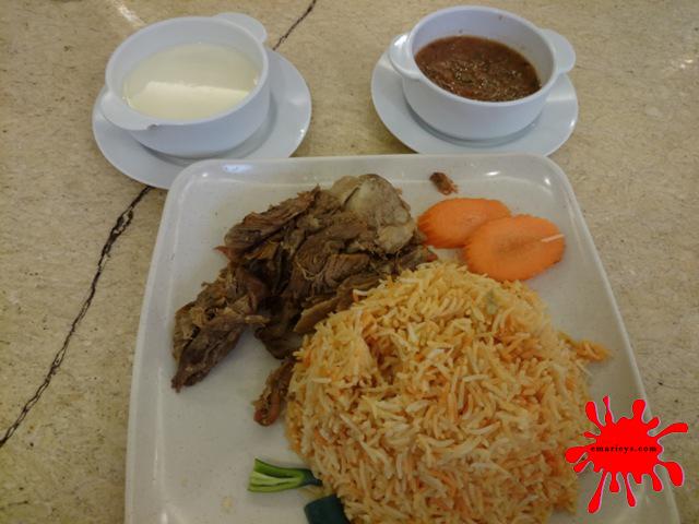 food al rawsha