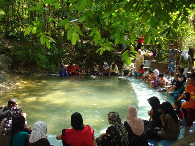 LA Hot Spring Terengganu