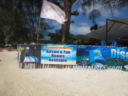 Room Rate Pulau Perhentian