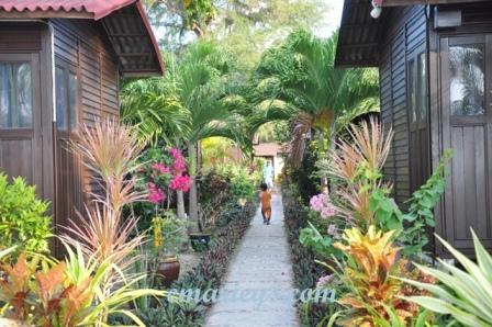 resort pulau perhentian bayu