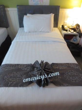 bilik tidur single