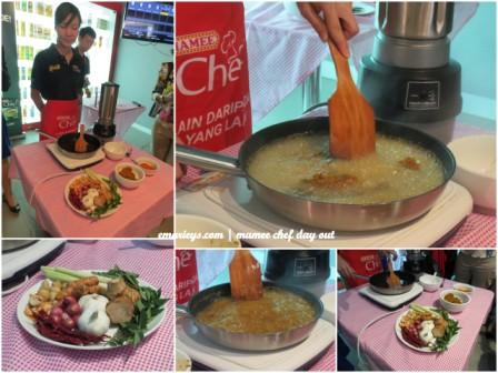 Demo Mamee Chef