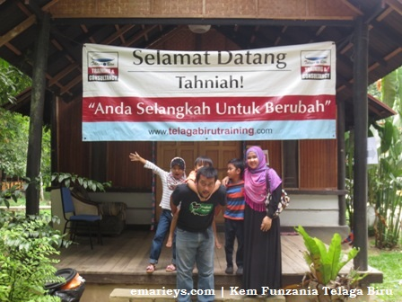 Program Telaga Biru