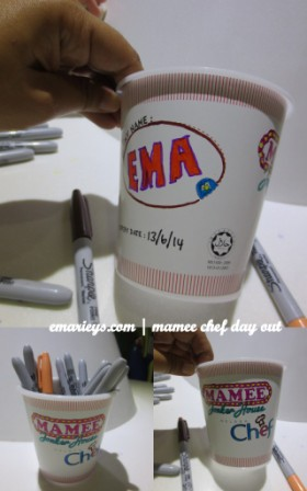 cup of mamee