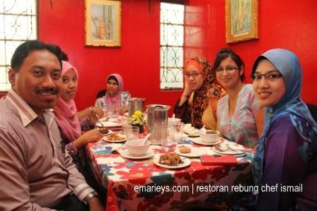 lunch at rebung
