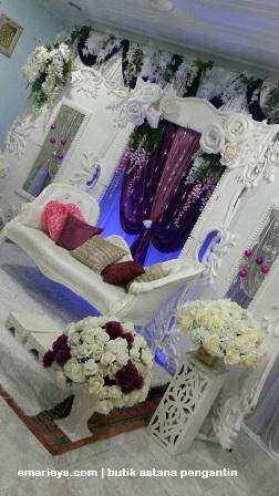 pelamin by astana pengantin
