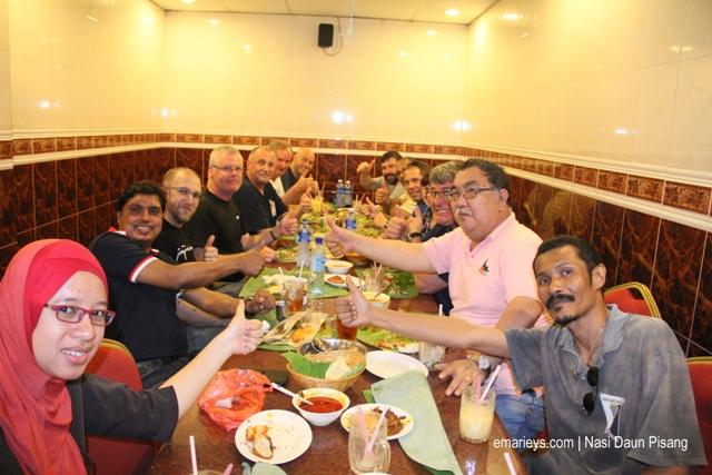 Restoran Nasi Daun Pisang