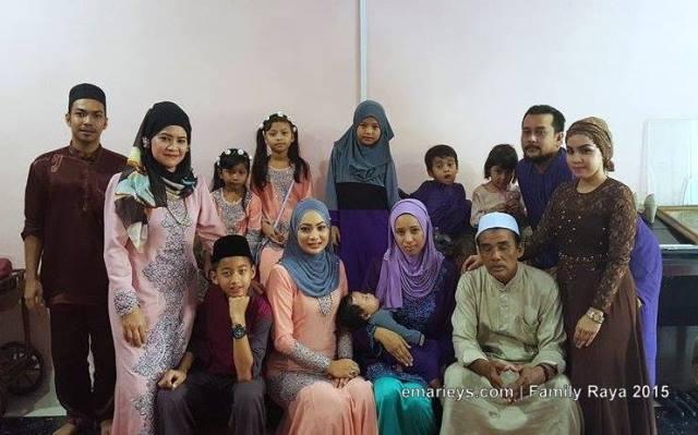 Family Raya 2015
