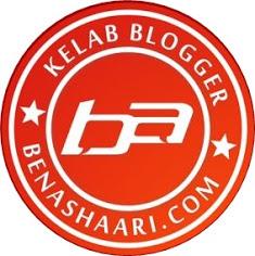 kelabbloggerbenashaari