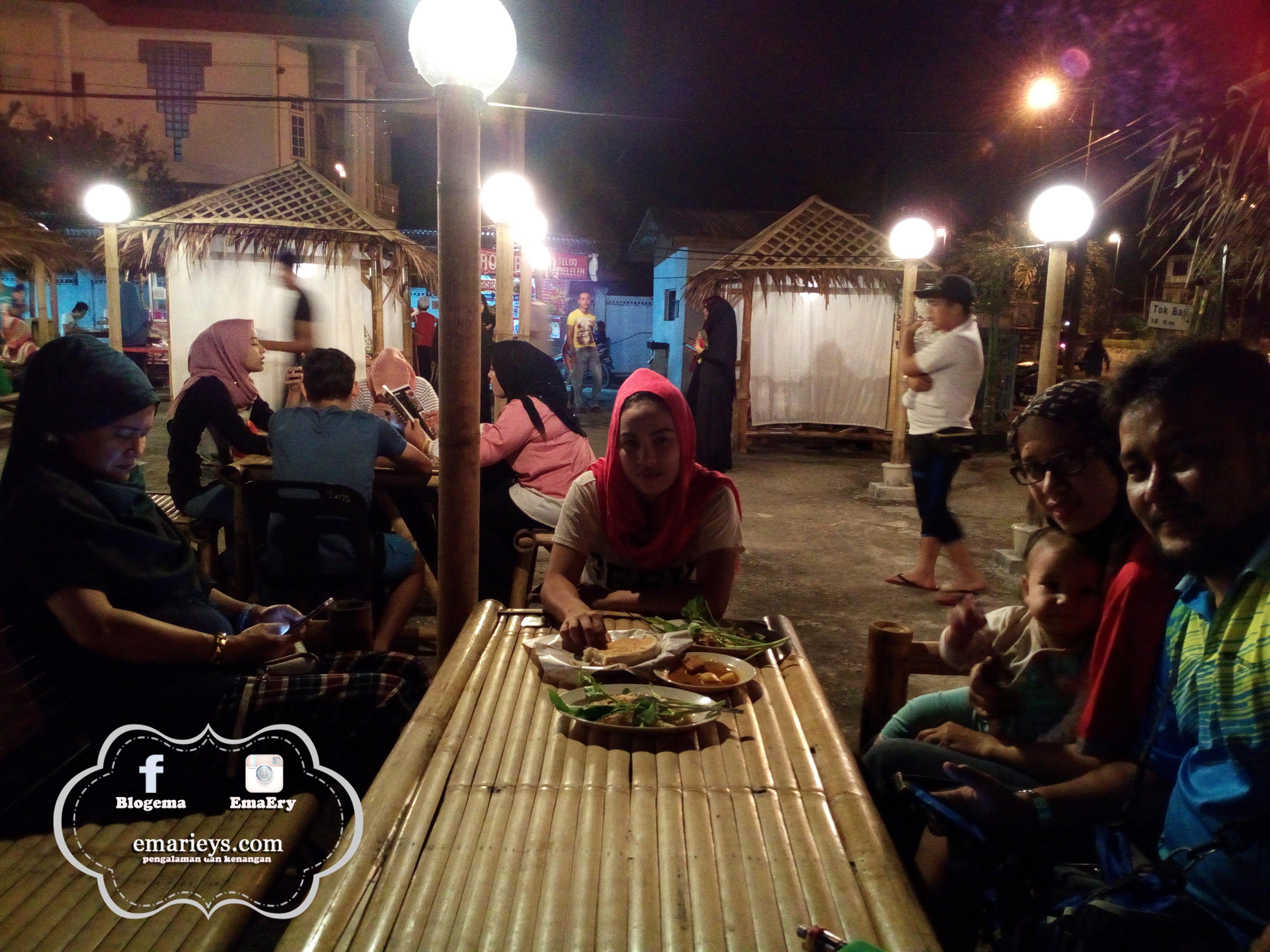 Review : Restoran Sri Bamboo Pasir Puteh
