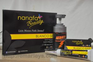 Produk Nanafa Beauty