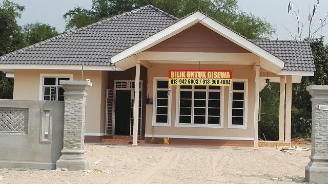 Rumah untuk disewa machang