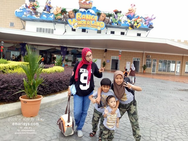 Bangi Wonderland Themepark Apa Yang Best Sangat Kat Sini?