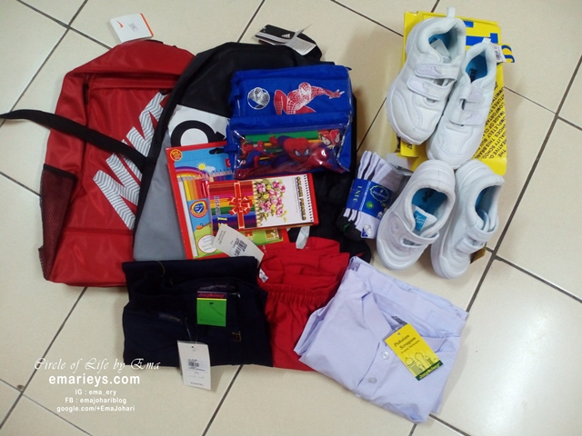 Pusat Pakaian Hari-Hari Misi Mencari Baju Sekolah Murah