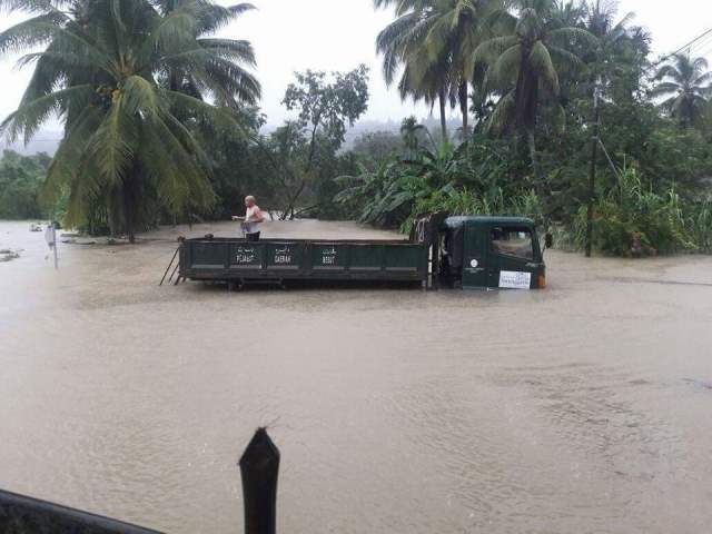 banjir besar di kelantan