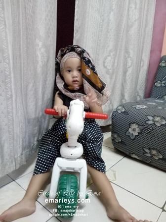 Ayra Sufia Turns 2 Happy 2nd Birthday to My Princess