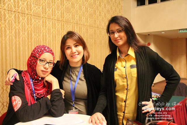 Kerja Sekretariat Bengkel Untuk Student Leaders Paling Seronok