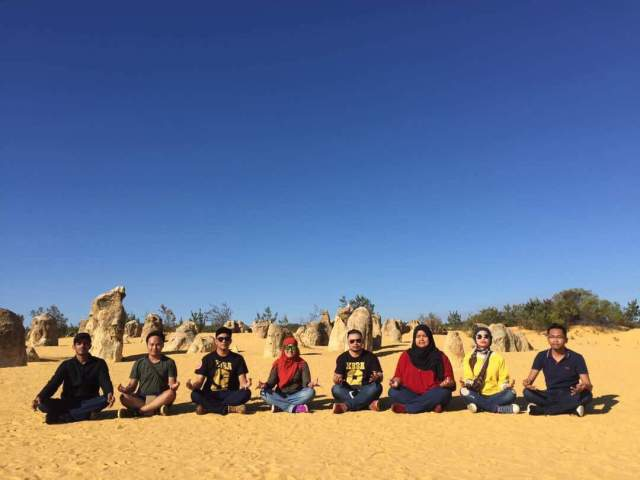 Capai Impian Dengan Kelab Blogger Ben Ashaari, Kembara KBBA9 Ke Luar Negara