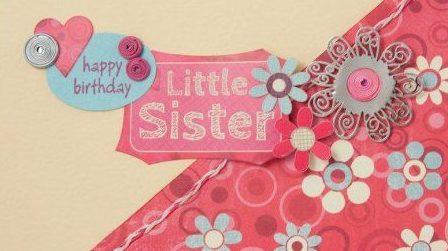 Birthday Adik Manja Hari Ini