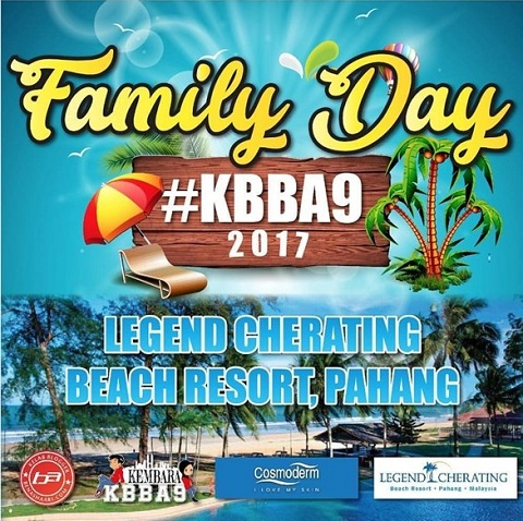 KBBA9 Family Fun Day at Legend Cherating Beach Resort…Ohsem