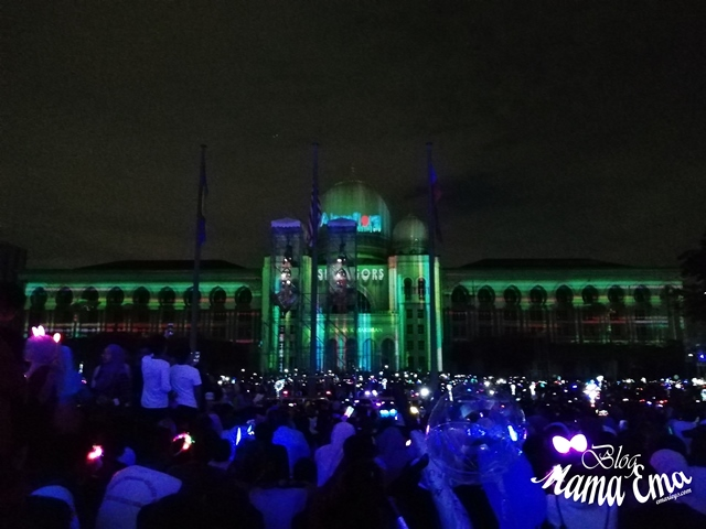 Festival LAMPU Putrajaya Kononnya First and Last Pergi