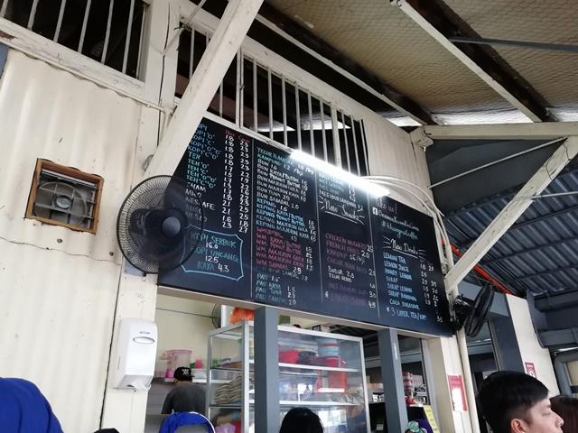 Datang Kluang Wajib Makan Roti Bakar Rare Stesen Keretapi