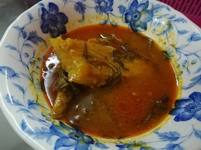 Aku Masak Resepi Asam Pedas Banjar Romah Makan Terlajak Laris