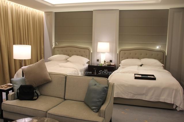The St Regis Kuala Lumpur Hotel Bertaraf 5 Bintang