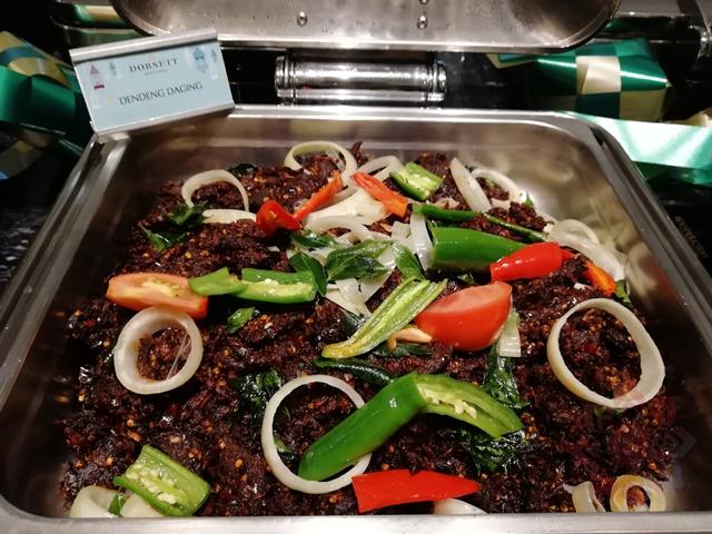 Masakan Bonda di Dorsett KL