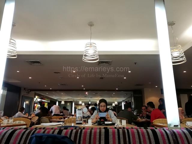 """""""Jom la Kita Berbuka di Ancasa Hotel & Spa, Kuala Lumpur"""", Bufet Ramadhan Paling Murah"""