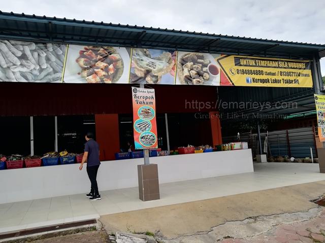 Keropok Lekor Terengganu
