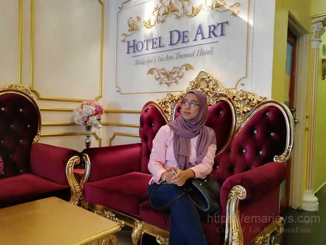 Hotel De Art Seksyen 7