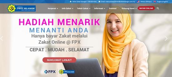 Jom Bayar Zakat Melalui Zakat Online Cepat, Mudah dan Selamat