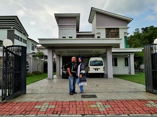 Lavida Homestay di Ipoh Kepunyaan Dato Seri Vida (DSV)
