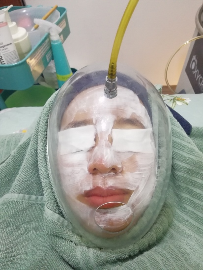 skin care treatment by skin valet