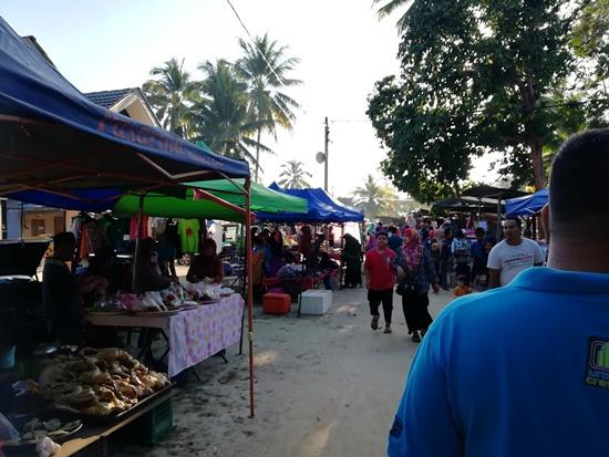Pasar Tani Kg Guntong Pasar Dalam Kebun Getah