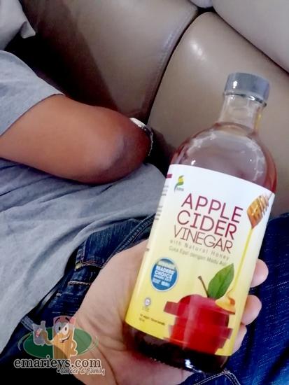 cuka epal surya