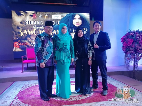 Noraniza Idris Special Showcase Mengangkat Lagu Irama Malaysia Dalam Muzik Malaysia