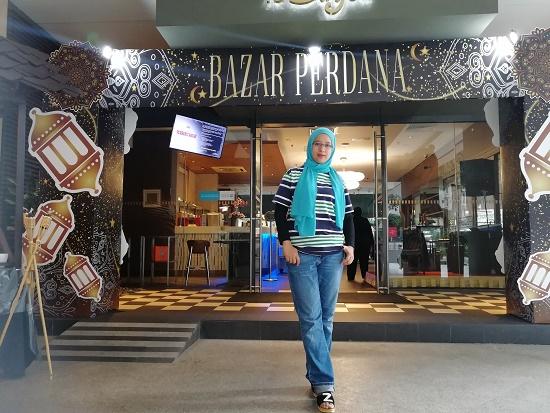 Bazar Ramadan di Restoran 10 Binjai, PNB Perdana Hotel & Suites on the Park