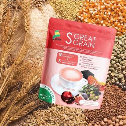 Boleh Kurus Ke Dengan S Great Grain Ni?