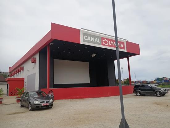 cinema bluezone conakry