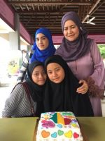 kek birthday kakak